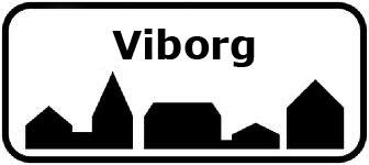 Viborg byskilt